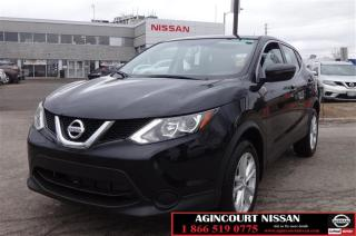 Used 2017 Nissan Qashqai S AWD CVT Demo|Backup CAM|Bluetooth|Cruise Control for sale in Scarborough, ON