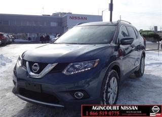 Used 2014 Nissan Rogue SV FWD CVT 7 Passenger|Navigation|Tech Package for sale in Scarborough, ON