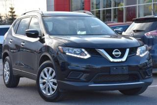 Used 2015 Nissan Rogue S FWD CVT Ajax Nissan Original*Great Shape for sale in Ajax, ON