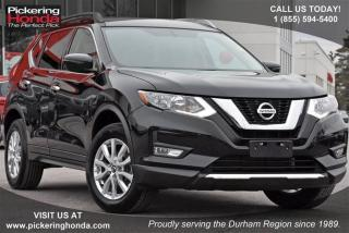 Used 2017 Nissan Rogue SV AWD CVT for sale in Pickering, ON