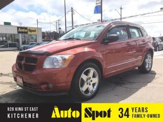 Used 2009 Dodge Caliber SXT/LOW, LOW KMS/PRICED-QUICK SALE! for sale in Kitchener, ON