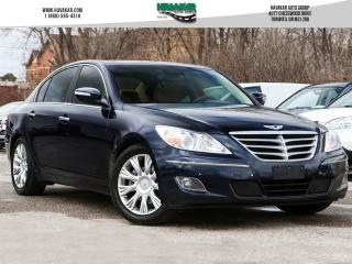 Used 2010 Hyundai Genesis 3.8 PREMIUM for sale in North York, ON