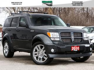 Used 2010 Dodge Nitro SXT for sale in North York, ON