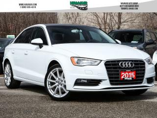 Used 2015 Audi A3 1.8T Progresive for sale in North York, ON