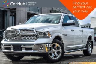 Used 2017 Dodge Ram 1500 Laramie 4x4|Crew w/6.3ft.Box|TrailerTowMirrorsBrake,Convi.Pkgs|20