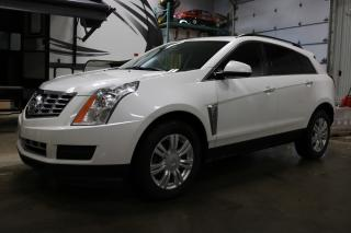 Used 2014 Cadillac SRX Base for sale in Pintendre, QC