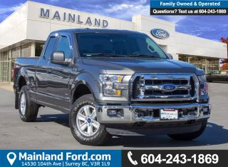 Used 2015 Ford F-150 XLT BC LOCAL, ACCIDENT FREE, LOW KMS for sale in Surrey, BC