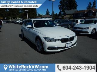 Used 2017 BMW 3 Series 330i X Drive for sale in Surrey, BC