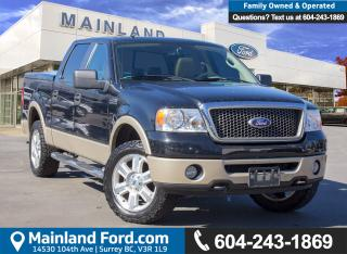 Used 2008 Ford F-150 Lariat ***BC LOCAL*** for sale in Surrey, BC
