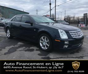 Used 2006 Cadillac STS **CUIR/TOIT/MAGS/AWD** for sale in Saint-hubert, QC