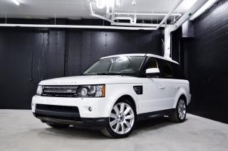 Used 2013 Land Rover Range Rover Sport Cert. Hse for sale in Laval, QC