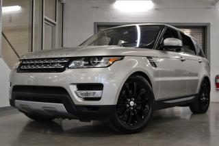 Used 2016 Land Rover Range Rover Sport Diesel Td6 Hse Cert for sale in Laval, QC