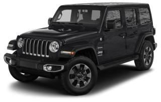 New 2018 Jeep Wrangler Unlimited Sahara for sale in Surrey, BC