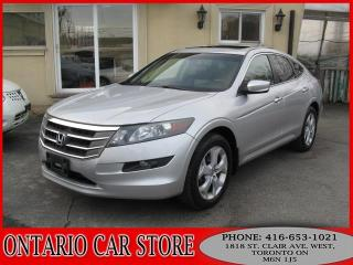 Used 2010 Honda Accord Crosstour EX-L V6 4WD !!!NO ACCIDENTS!!! for sale in Toronto, ON