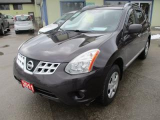 Used 2011 Nissan Rogue POWER EQUIPPED 'S-TYPE' 5 PASSENGER 2.5L - DOHC.. ALL-WHEEL DRIVE.. CD/AUX INPUT.. KEYLESS ENTRY.. for sale in Bradford, ON