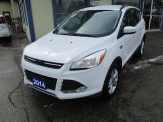 Used 2014 Ford Escape POWER EQUIPPED SE MODEL 5 PASSENGER 1.6L - ECO-BOOST.. HEATED SEATS.. BACK-UP CAMERA.. SYNC TECHNOLOGY.. for sale in Bradford, ON
