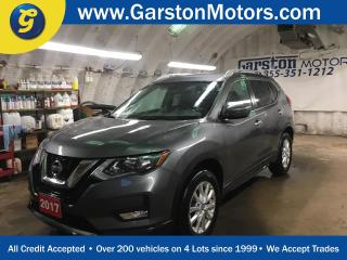 Used 2017 Nissan Rogue SV*AWD*PHONE CONNECT*KEYLESS ENTRY w/REMOTE START*BACK UP CAMERA*CLIMATE CONTROL*FOG LIGHTS* for sale in Cambridge, ON