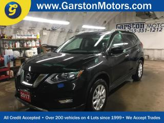 Used 2017 Nissan Rogue SV*AWD*POWER PANORAMIC SUNROOF*PHONE CONNECT*BACK UP CAMERA*HEATED FRONT SEATS*POWER DRIVER SEAT*KEYLESS ENTRY w/REMOTE START* for sale in Cambridge, ON