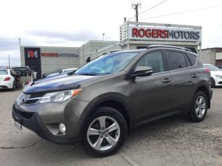 Used 2015 Toyota RAV4 XLE AWD - SUNROOF - HTD SEATS - BLUETOOTH for sale in Oakville, ON