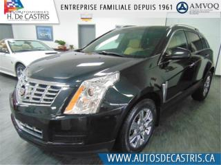 Used 2014 Cadillac SRX Premium Awd, Cuir for sale in Chateauguay, QC
