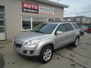 Used 2007 Saturn Outlook XR AWD 8 PASS for sale in Saint-hubert, QC