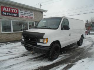 Used 1998 Ford Econoline DIESEL for sale in Saint-hubert, QC