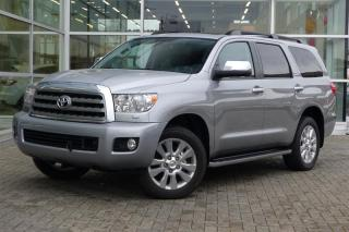 Used 2017 Toyota Sequoia Platinum 5.7L 6A Loaded! Low Kms! for sale in Vancouver, BC