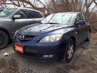 Used 2009 Mazda MAZDA3 GX,,Stick!!,certified for sale in Oshawa, ON