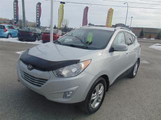 Used 2013 Hyundai Tucson Gl,awd,bluetooth,ban for sale in Gatineau, QC