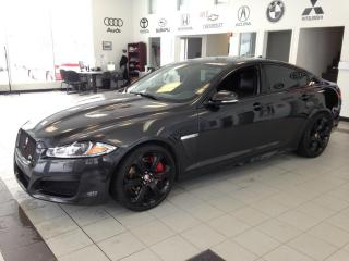 Used 2014 Jaguar XF for sale in Sherbrooke, QC