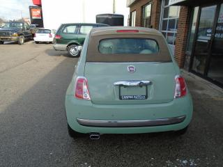 Used 2013 Fiat 500 Lounge for sale in Scarborough, ON