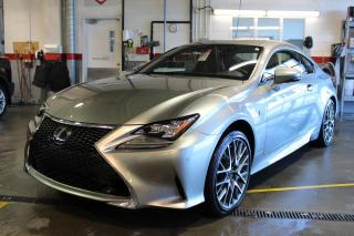 Used 2016 Lexus RC 350 Awd F-Sport Ii Mags for sale in Saint-basile-le-grand, QC