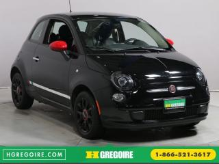 Used 2016 Fiat 500 Pop A/c for sale in Saint-leonard, QC