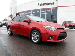 Used 2014 Toyota Corolla LE with Upgrade Package for sale in Ottawa, ON