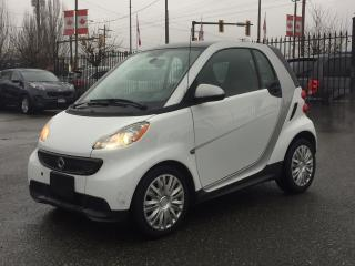 Used 2013 Smart fortwo coupe for sale in Langley, BC