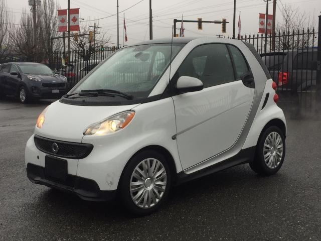 used 2013 smart fortwo coupe for sale in langley british columbia. Black Bedroom Furniture Sets. Home Design Ideas