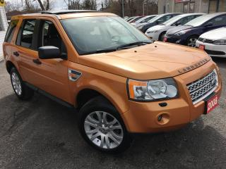Used 2008 Land Rover LR2 HSE /AWD / PANO ROOF / LEATHER / ALLOYS for sale in Scarborough, ON