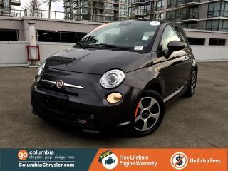 Used 2015 Fiat 500E ELEC for sale in Richmond, BC