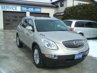 Used 2010 Buick Enclave CX for sale in Beaverton, ON