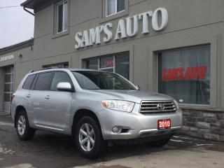 Used 2008 Toyota Highlander SR5 for sale in Hamilton, ON