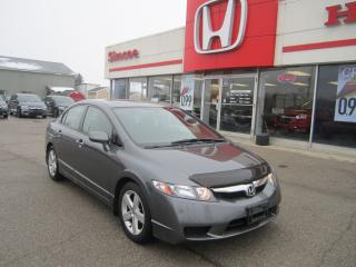 Used 2009 Honda Civic Sport for sale in Simcoe, ON