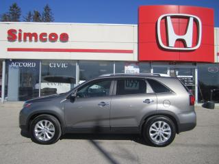 Used 2014 Kia Sorento EX for sale in Simcoe, ON