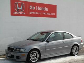 Used 2005 BMW 330 BASE for sale in Edmonton, AB