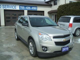 Used 2015 Chevrolet Equinox LS for sale in Beaverton, ON