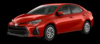 New 2018 Toyota Corolla SE CVT for sale in Renfrew, ON