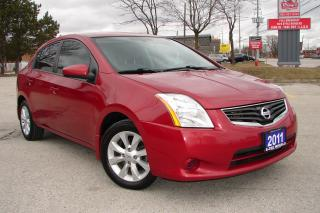 Used 2011 Nissan Sentra 2.0 S for sale in Mississauga, ON