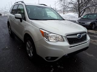 Used 2015 Subaru Forester 2.5i CONVENIENCE PCKG for sale in Stittsville, ON