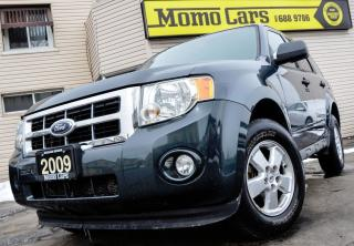 Used 2009 Ford Escape XLT! Cruise+SYNC+USB! ONLY $144/bi-weekly! for sale in St Catharines, ON