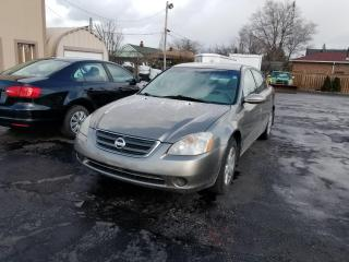 Used 2004 Nissan Altima for sale in Hamilton, ON