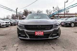 Used 2017 Dodge Charger SXT/NO ACCIDENT/SUNROOF/ALLOYS/ for sale in Brampton, ON